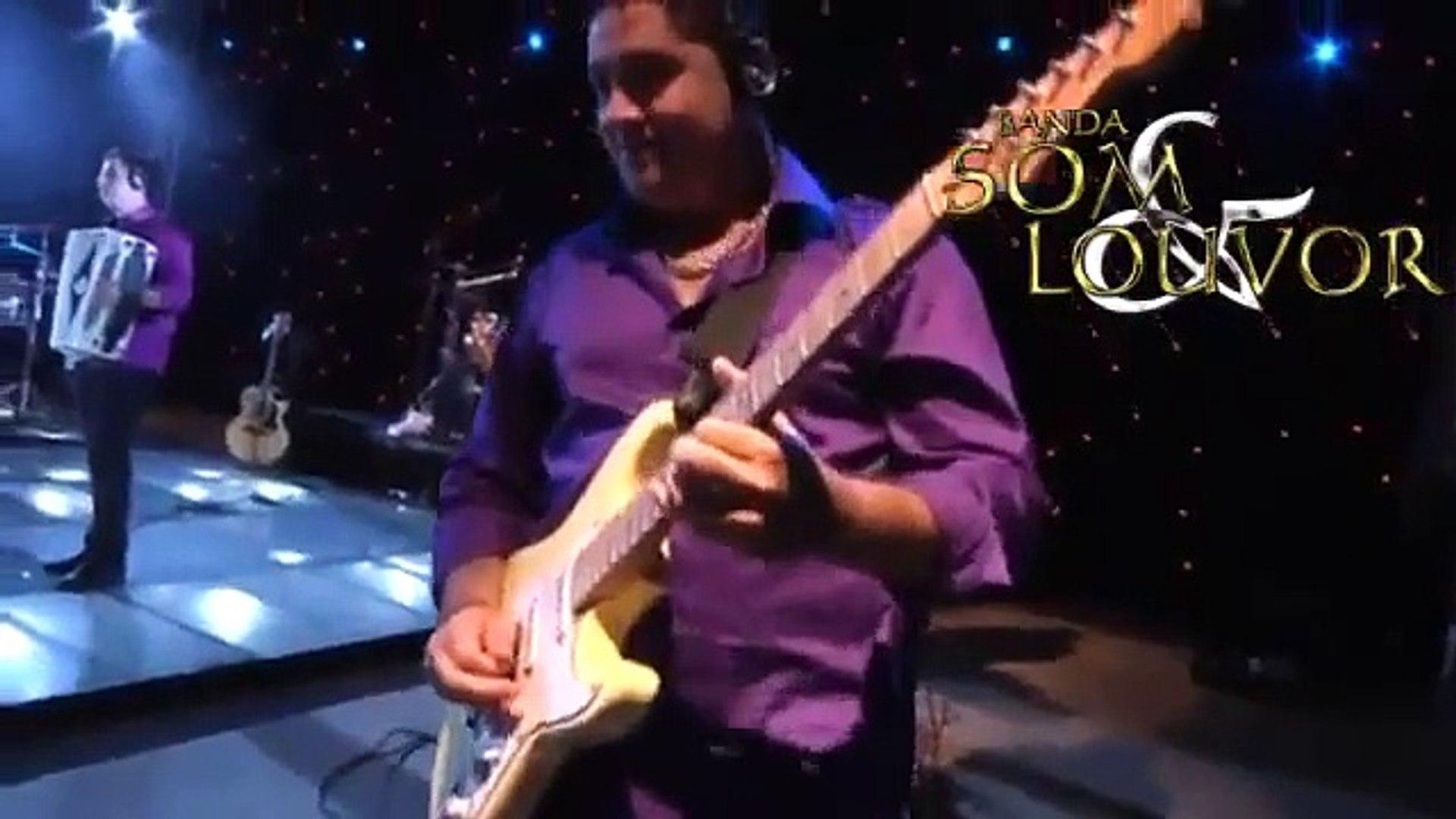 Banda Som & Louvor - Prévia do DVD Ao Vivo - Forró Gospel (Já a venda em www.dngospel.com)