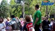 Lublin: Jak studenci UMCS kręcili Lipduba