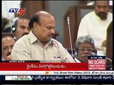 AP Assembly Turns to Comedy Club | Funny Punches By Jagan : TV5 News