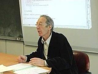 Jean-Pierre Terrail, EHESS (2/6)