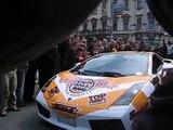 Gumball 3000 2006 Vienna Lamborghini Gallardo Team 88