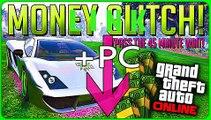 NOVO GLITCH DINHEIRO INFINITO PS3/PS4/XBOX360/XONE - GTA V ONLINE - NEW MONEY GLITCH 1.24/1.25/1.26