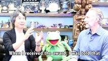 Shigeru Miyamoto rend visite au studio Jim Henson et aux Muppets