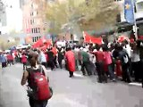 Chinese in Sydney protest against dalai lama