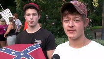 S.C. statehouse fights over Confederate flag controversy