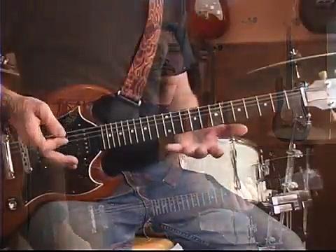 "20 Popular Guitar Tabs: Vol 2 : How to Play ""Sanitarium"" on the Guitar"