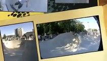 Stuttgart Skatepark - Bowl Opening 19.5.2009 Skateboard