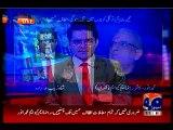 GEO Aaj Shahzaib Khanzada Kay Sath with MQM Muhammad Anwar (29 June 2015)