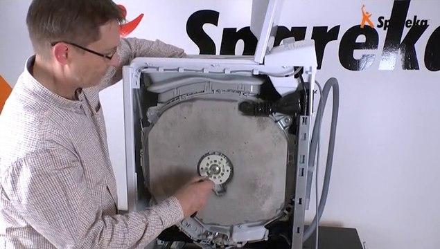 Procéder au remplacement du Roulement et Palier Tambour Lave-Linge