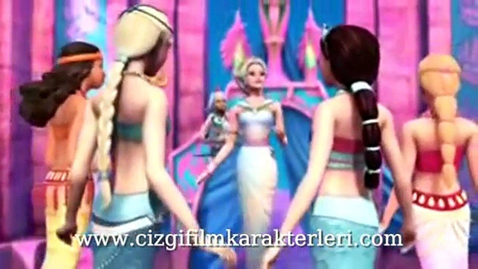 Barbie 7. bölüm izle - Barbie Denizkızı Hikayesi Çizgi Filmi İzle - Çizgi Film Karakterleri İzle
