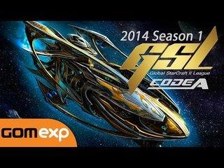 2014 GSL 시즌 1 Code A A조 1경기