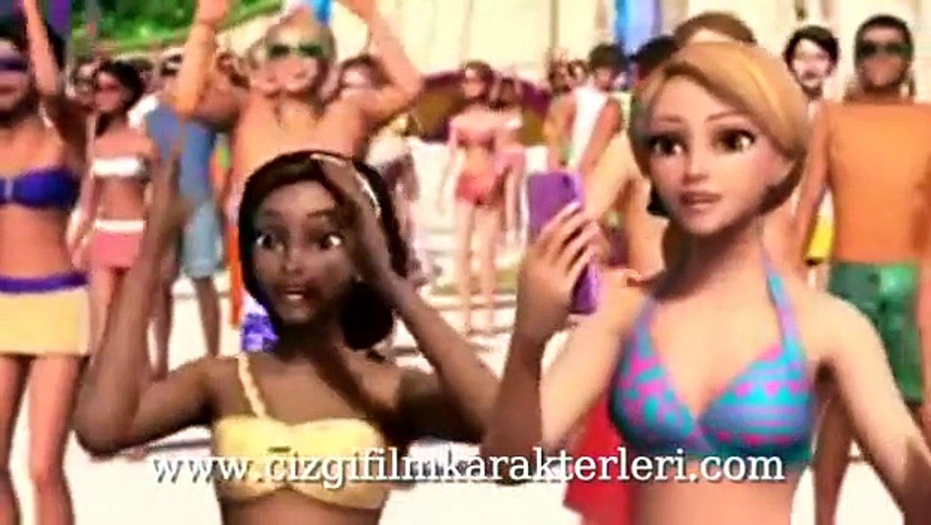 Barbie Çizgi Film İzle - Barbie Deniz Kızı Hikayesi 2 - 10. bölüm Çizgi Filmi İzle - Çizgi Film Kara
