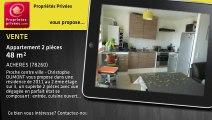 A vendre - appartement - ACHERES (78260) - 2 pièces - 48m²