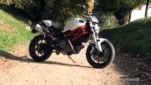 Essai Ducati Monster 796