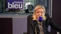 Marine Le Pen dans la course aux élections régionales