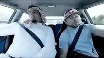 Araber beim Driften - Funny Arab in a WRX STi Drift Car