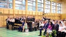 Zakończenie roku szkolnego III klas Gimnazjum nr 3 w Pabianicach 26.06.2015