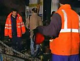83 - A Teramo (Abruzzo) un treno investe un camion (04_02_2009)