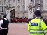 Relève de la garde - Buckingham Palace - Londres