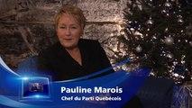 Pauline vous souhaite Joyeux Noël et bonne année