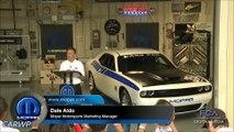 PREMIERE Dodge Challenger Drag Pak 2015 Compressor 354 Hemi 5.8 V8 @ 60 FPS