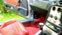FOR SALE - Rare, Alfa Romeo GTV 3.0 V6 24v Lusso in silver with MOMO red leather interior