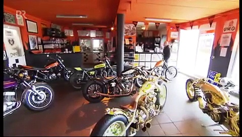 TGS Motorcycles in Aktion
