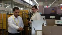 Energy Audit by OSRAM Lighting Services at Deutsche Post Straubing/Germany