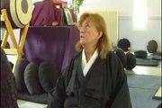 Zen paris: la nonne zen Josy donne des indications sur zazen