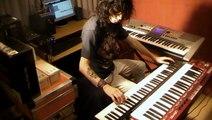 Pink Floyd - Shine on you crazy diamond (Keyboard cover)