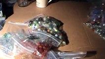 Making Money, Yard Sale, Flea Market,  Auction Hauls & Ebay Sales  #5 Marbles, Books, Glassware