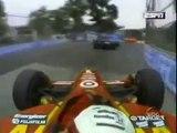 1998 CART Molson Indy Toronto Finish