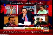ARY Off The Record Kashif Abbasi with Khawaja Izharul Hassan (30 June 2015)