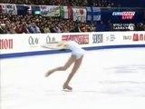 "2007 World Figure Skating Championships Yu-Na Kim FS ""The Lark Ascending"" -Olympic Champion"