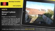 Vente - maison - Eragny sur oise (95610)  - 93m²