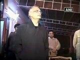 Shivraj Patil reacts over multiple attacks in Mumbai