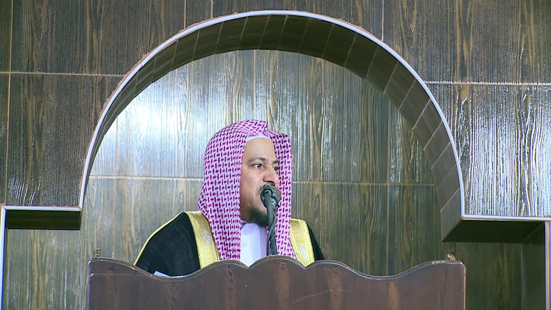 لا واسطة في الاسلام بين العبد وربه الشيخ د سعد البريك