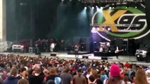 Panic! At The Disco - SLC, UT 5/8/15 Vegas Lights (26 sec.)