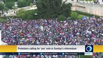 1000s of pro-bailout rallies gather in front of Greek parliament