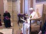 Benedikt XVI.: die Sünde erkennen öffnet für Erlösung