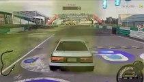 Need For Speed : ProStreet Toyota Trueno AE86 drifting 2
