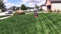 How To Mow A Tall Overgrown Lawn