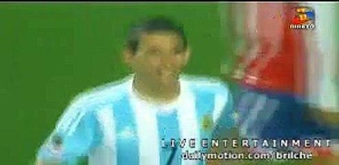 Copa America 2015: Di Maria Second Goal Argentina 6-1 Paraguay