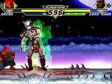 Mortal Kombat vs. Street Fighter - Akuma vs Shao Kahn