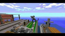 ABANDONED: Minecraft Pearl Harbour with Music