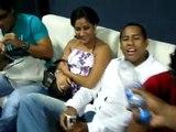 Show de los Sueños  PERU - los soñadores antes de la conferencia de prensa