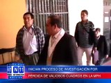 N11 Informativo INICIAN PROCESO DE INVESTIGACION POR PÉRDIDA DE VALIOSOS CUADRO EN LA MPH