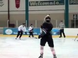 Womens Ice Hockey - Unshinny Bop