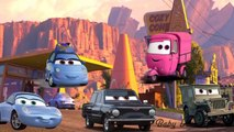 Disney Cars 2 Finger Family Nursery Rhymes   Daddy Finger Kids Songs Cartoon