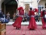 Ouzbékistan les danses folkloriques traditionnelles ( typical dances Uzbekistan )